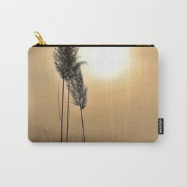Grass in the Light Carry-All Pouch