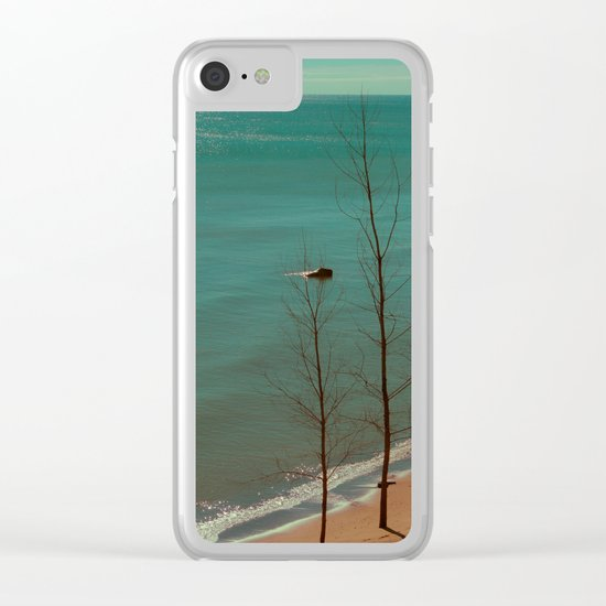 Make Yourself Clear iPhone Case