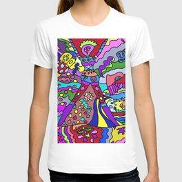 Abstract 12 T-shirt