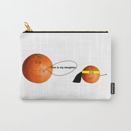 Womandarin Carry-All Pouch