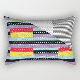 Contrasting Love Rectangular Pillow