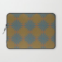 3D Spirals Laptop Sleeve