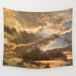 Photo 38 sky sunset Wall Tapestry