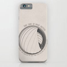 What Matters Slim Case iPhone 6s