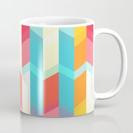 Summer Geo Coffee Mug