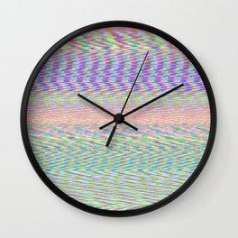 Octandre I Assez Lent Wall Clock