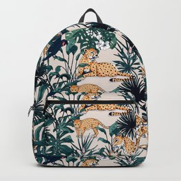 Mother nature in the rainforest Backpack