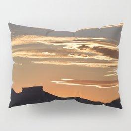 Golden Mesa Sunset Pillow Sham