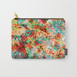 Flower Fight Carry-All Pouch