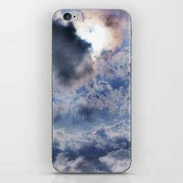 Swell sky iPhone Skin