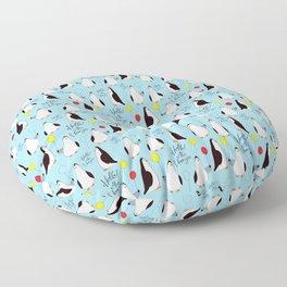 Hello! Also I love you Floor Pillow