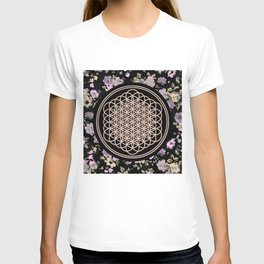 This Is Sempi-floral T-shirt
