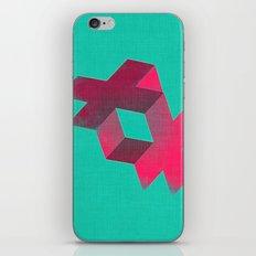 Isometric #2 iPhone & iPod Skin