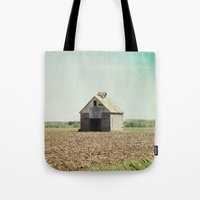 american beauty Tote Bags featuring American Beauty Vol 21 by Farmhouse Chic