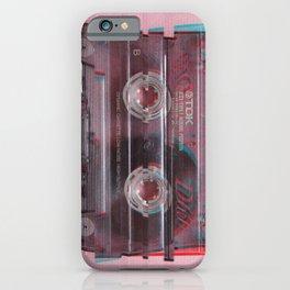 Cassette#VHS#FF>>#effect iPhone Case