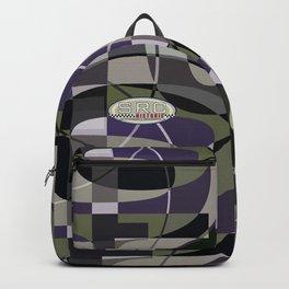 SRC Preparations Race Numbers: Ten Backpack