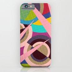 Delaunay Dreams iPhone 6s Slim Case