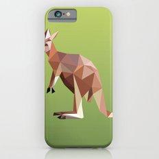 Geometric Kangaroo Slim Case iPhone 6s