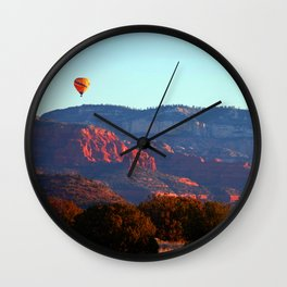 Lift Off Wall Clock
