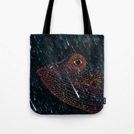 radiochameleon Tote Bag
