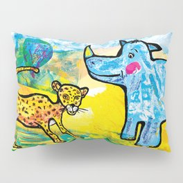 ZOO Pillow Sham
