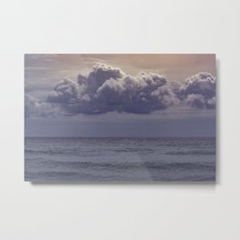 We Cloud Be Beautiful Metal Print