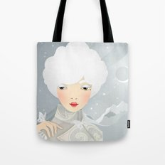 The Wings of the Dove Tote Bag