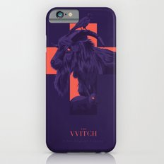 The witch - alternative movie poster iPhone 6s Slim Case