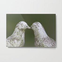 Love Never Ages Metal Print