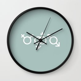 All Good Wall Clock