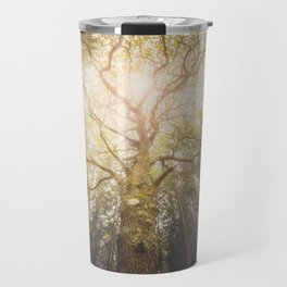 I found a tree in the forest Travel Mug