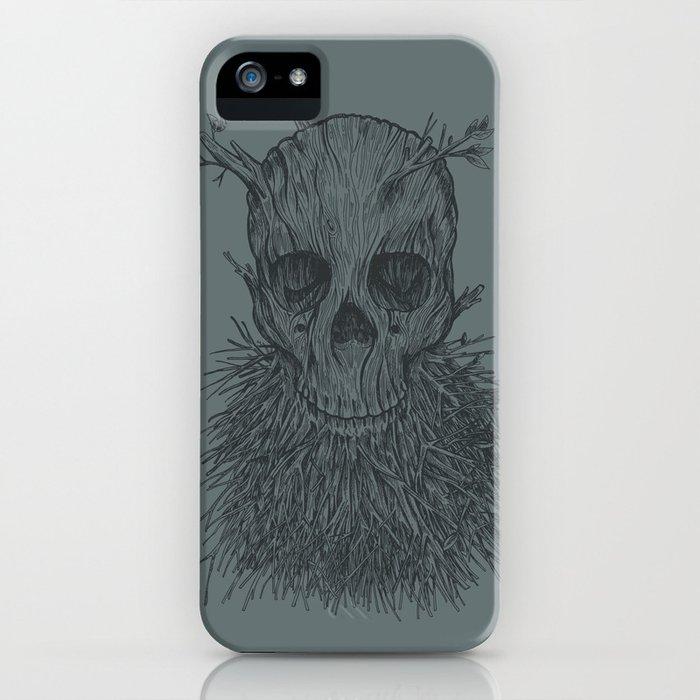 The Lumbermancer (Grey) iPhone Case