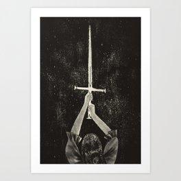 maria (2) Art Print