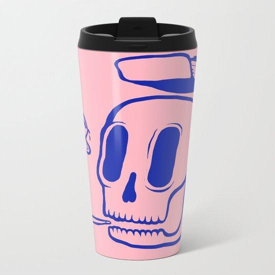CoffeeMeetsJoint Metal Travel Mug