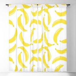 Bananas all over Blackout Curtain