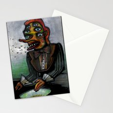 The Eye in the Ointment Stationery Cards