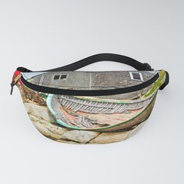 Crushed Canoe Fanny Pack