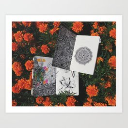 2018 Art Print