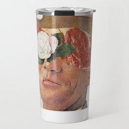 Les Yeux Sans Visage Travel Mug