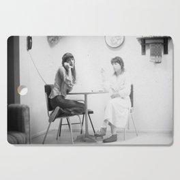two sisters Cutting Board