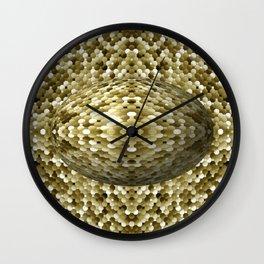 3105 Mosaic pattern #4 Wall Clock