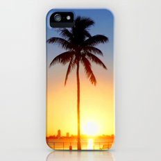 Miami Sunrise iPhone (5, 5s) Slim Case