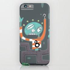 Crazy Alien iPhone 6s Slim Case