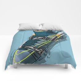 Explosive Speed Comforters