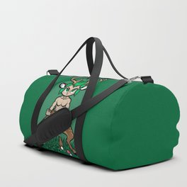 Faun Fighter (stag) Duffle Bag