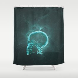 AFTERMIND Shower Curtain