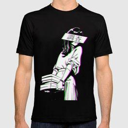 STUDY - Sad Japanese Anme Aesthetic T-shirt