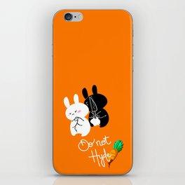 Do Not Hyde iPhone Skin