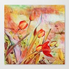 Spring Beauties Canvas Print
