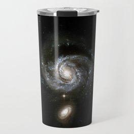 Spiral Galaxy Travel Mug